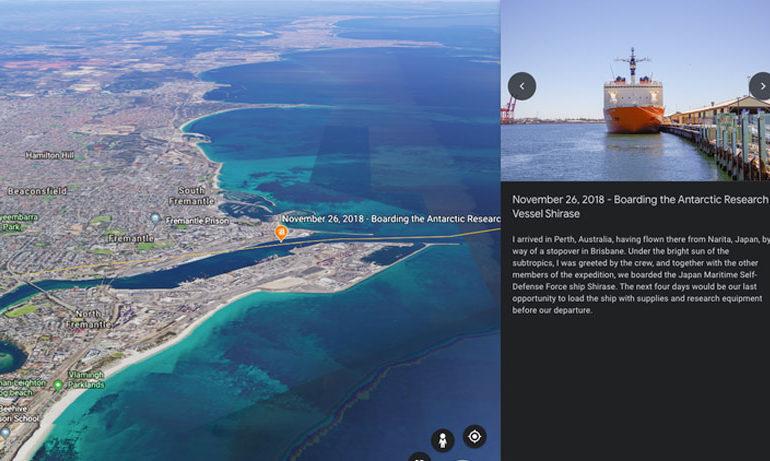Google Earth овозможува виртуелни прошетки на веб (ВИДЕО)