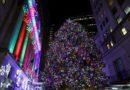 """Во Њујорк поставена елка со три милиони """"Сваровски"""" кристали (ВИДЕО)"""