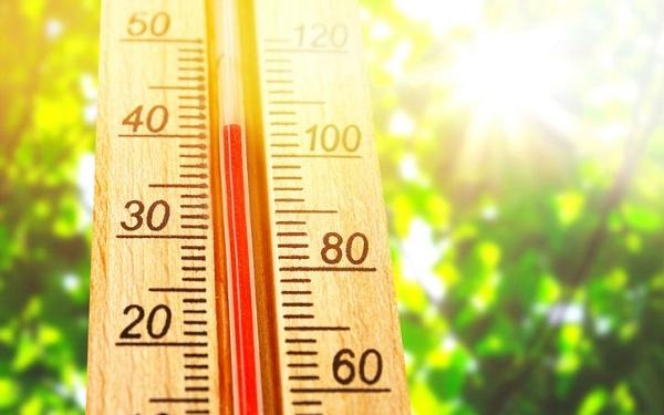 Тековната година е една од трите најтопли години од средината на 19. век