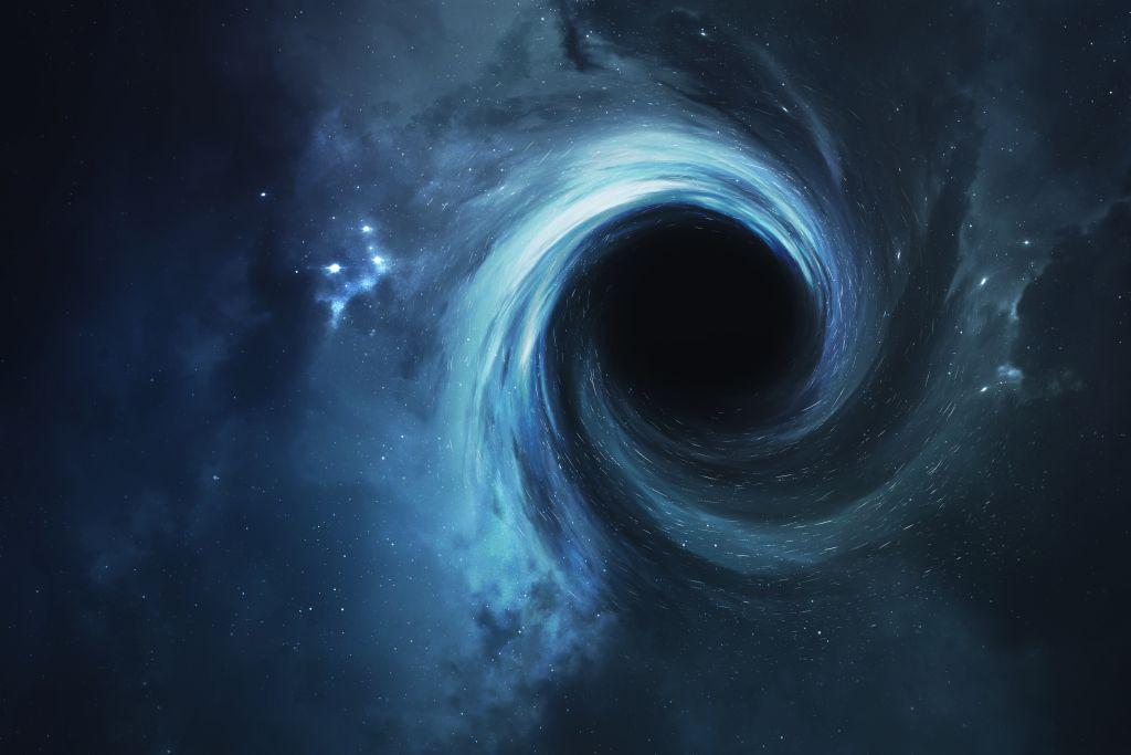 Откриена огромна црна дупка во нашата Галаксија (ВИДЕО)