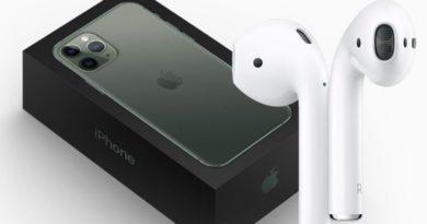 iPhone 12 Pro моделите ќе доаѓаат со бесплатни AirPods слушалки?