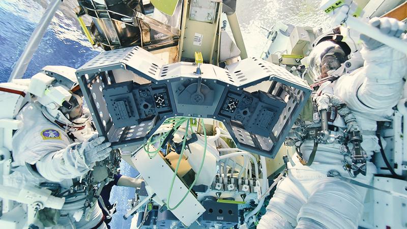 """NASA планира """"роботски хотел"""" во рамките на Меѓународната вселенска станица"""