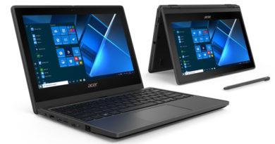 Acer најави нови Windows лаптопи и Chromebook уреди