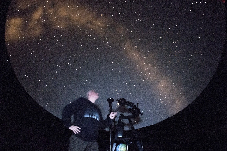 Викенд предавања во планетариум