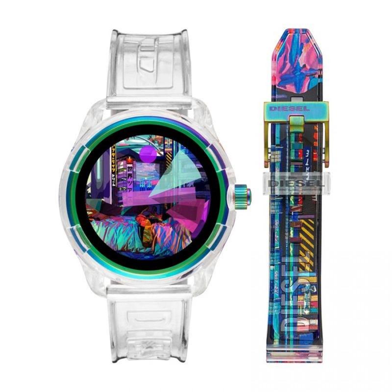 CES 2020: Diesel го претстави паметниот часовник Fadelite со WearOS
