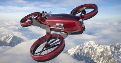 Дали вака ќе изгледа летечкото Ferrari?