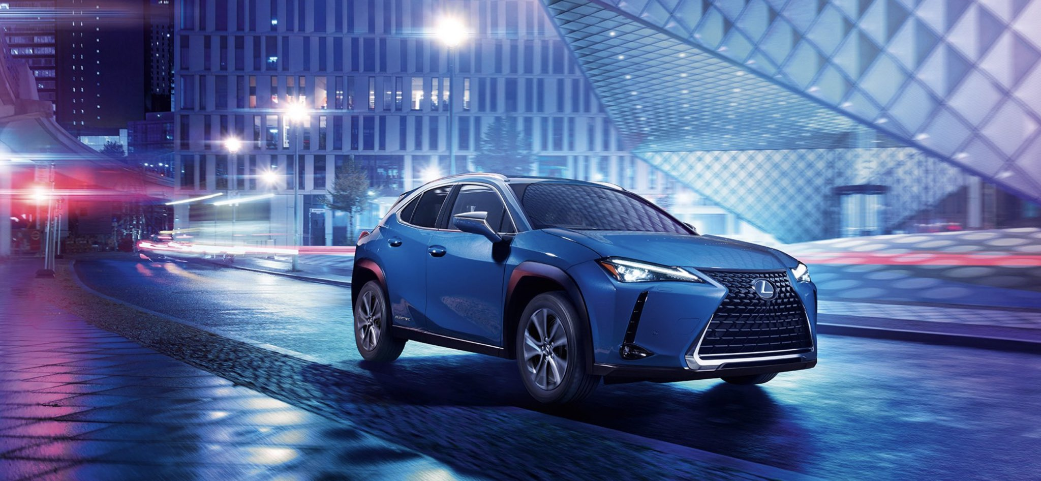 Lexus го претстави својот прв електричен модел