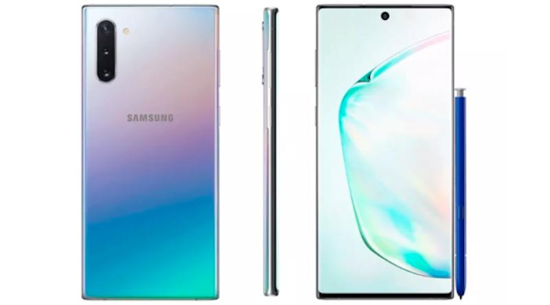 Сертификуван Galaxy Note 10+ 5G со 1TB простор за складирање
