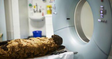 Научници ѝ го вратија гласот на мумија стара 3.000 години (ВИДЕО)