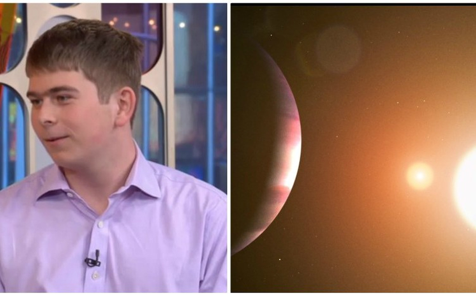 Тинејџер откри планета на третиот ден на пракса во NASA (ВИДЕО)