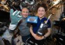 Астронаути првпат испекоа колачиња во вселената (ВИДЕО)