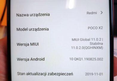 Протекоа фотографии и спецификации од POCO F2 смартфонот