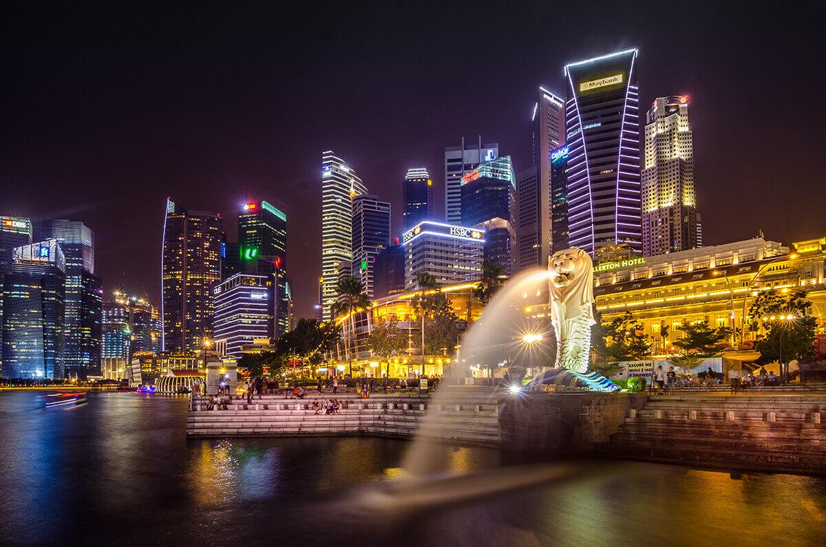 Сингапур е лидер кај паметните градови