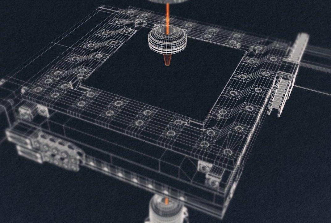 Неуништиво парче стакло: Запишаните податоци со ласер ги чува и на 260°C (ВИДЕО)