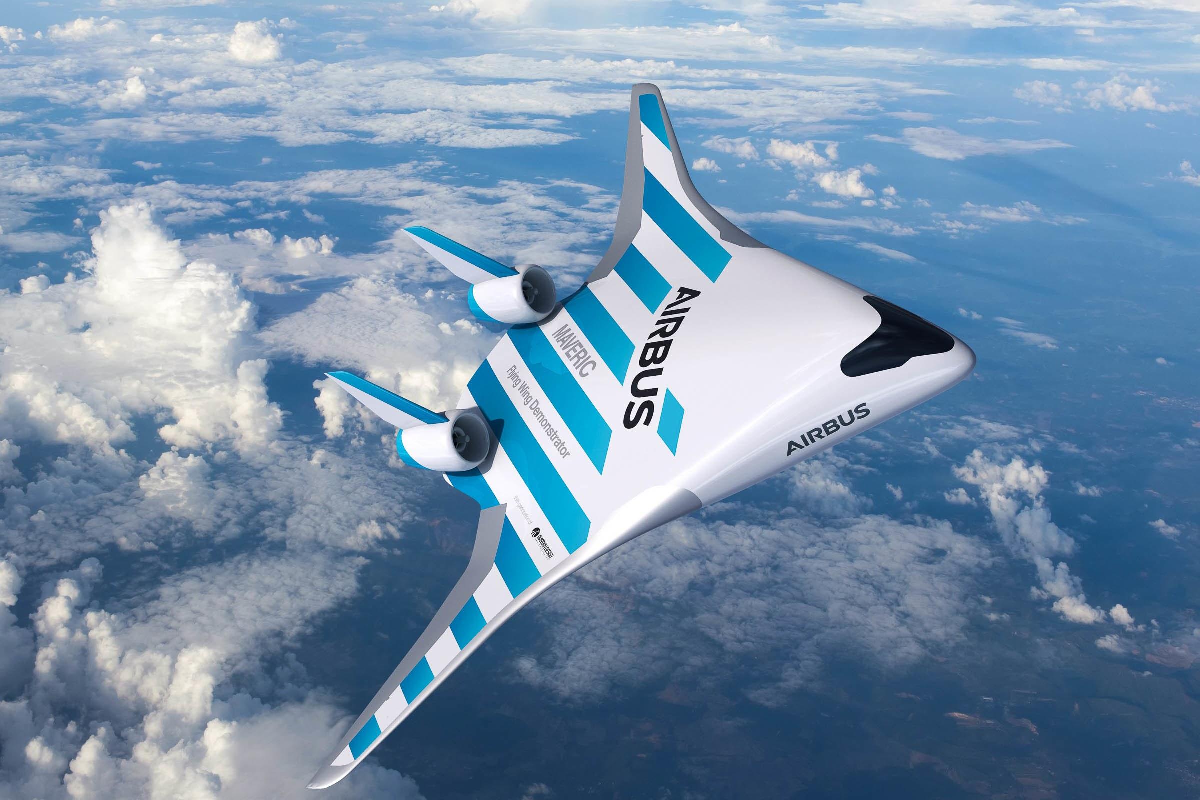 Airbus го претстави авионот на иднината (ВИДЕО)