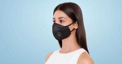 Xiaomi поднесе патент за нова паметна маска за лице