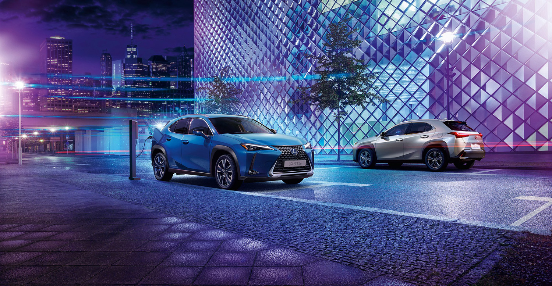 """Вака Lexus се """"справува"""" со Tesla"""