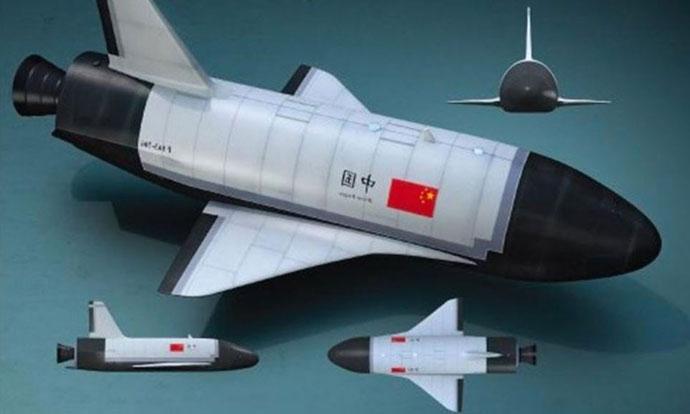Кина во април ќе лансира ново вселенско летало