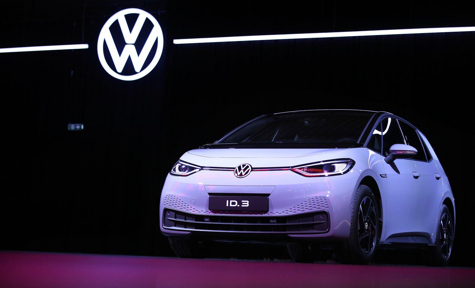 VW работи на евтин електричен автомобил од следната генерација