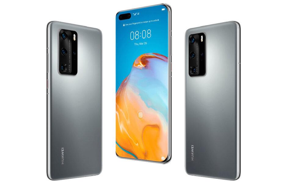 Познати речиси сите детали за Huawei P40 и P40 Pro 5G моделите