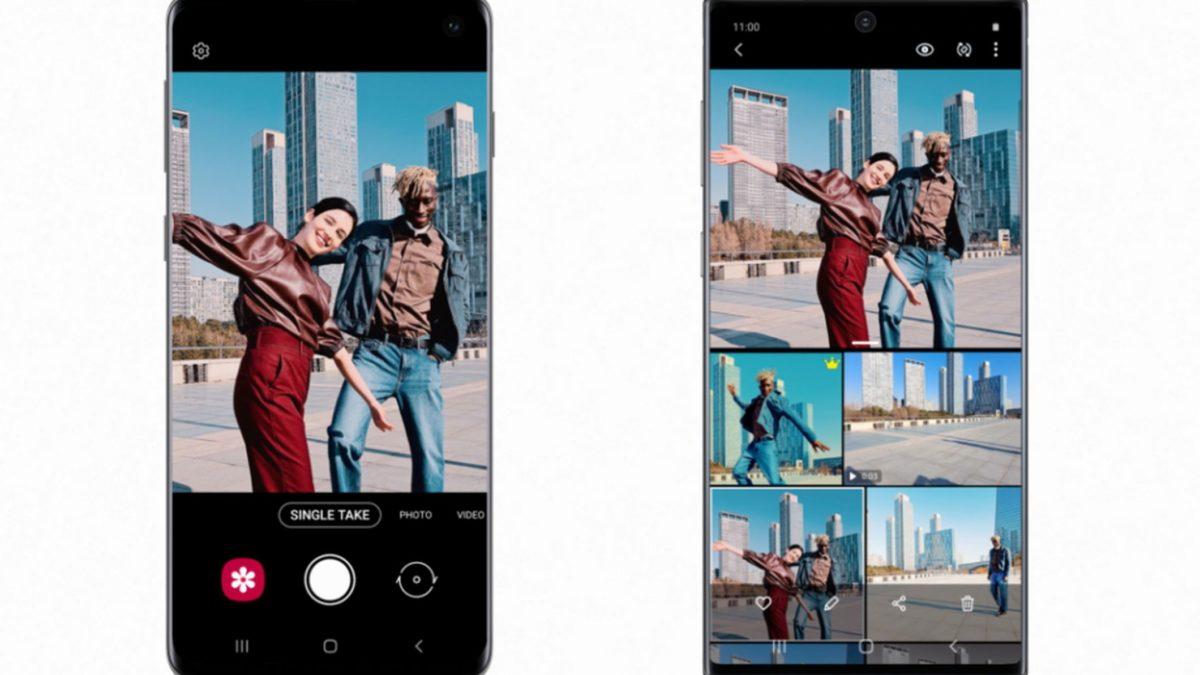 Samsung ќе ги имплементира Galaxy S20 функциите на S10 и Note 10