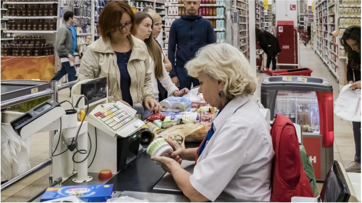 Во Русија почна да се тестира плаќање стока со скенирање на лицето