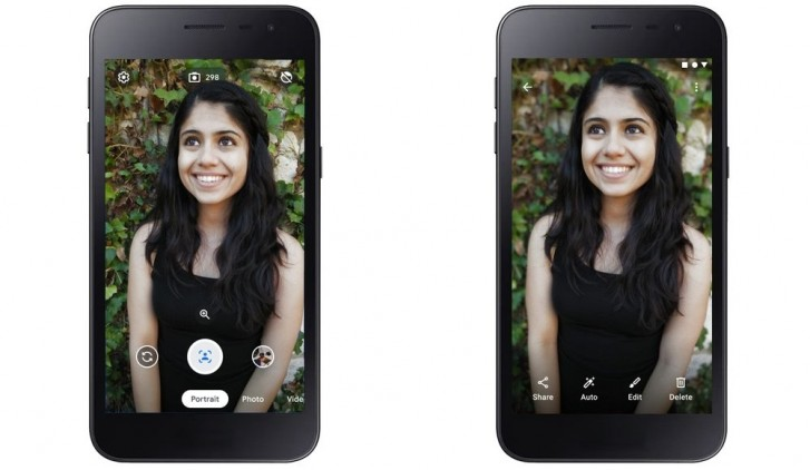Google ја објави апликацијата Camera Go (ВИДЕО)