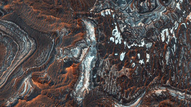 Подобро од бегство: Пејзажи од Марс