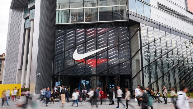 Продажбата преку интернет го спаси Nike во Кина