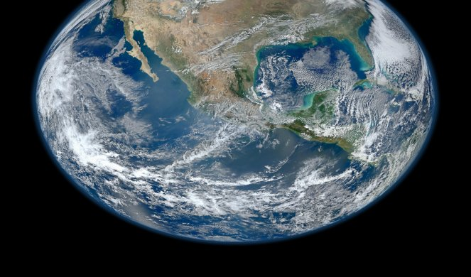 Поради коронавирусот забележана е неверојатна промена на Земјината топка
