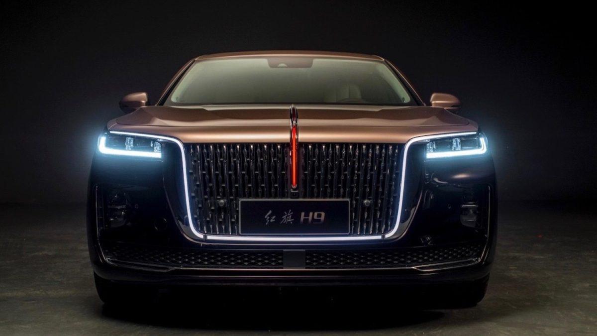 Како изгледа најлуксузниот кинески автомобил? (ВИДЕО)
