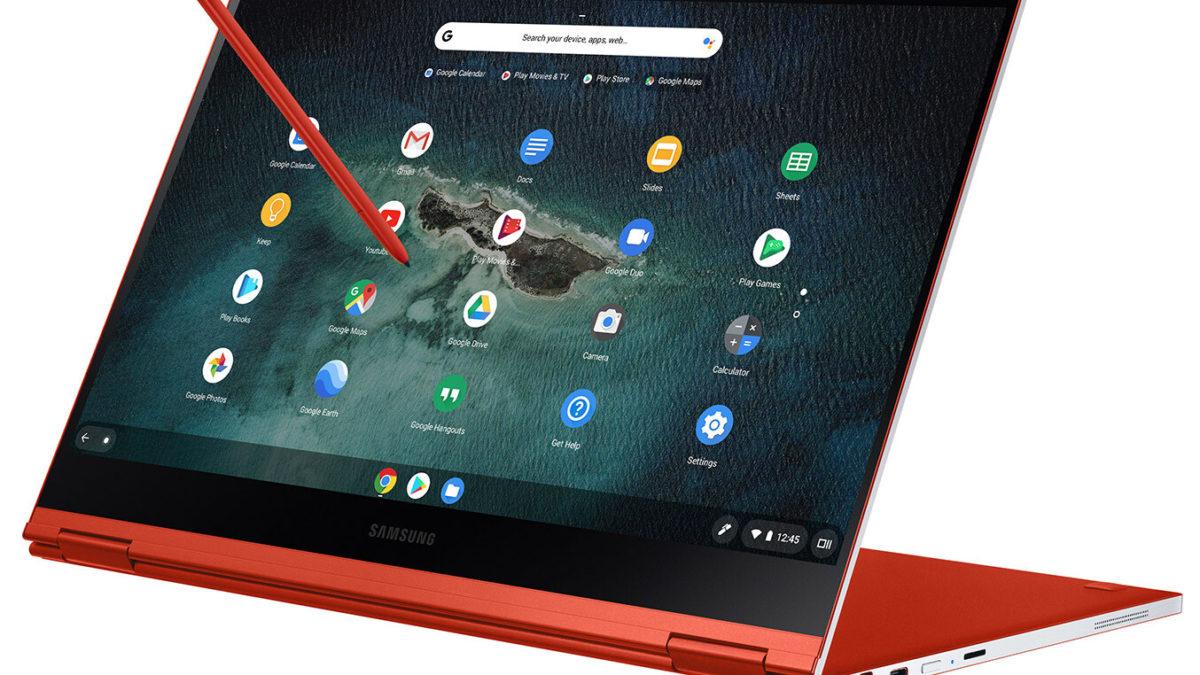 Претставен Galaxy Chromebook конвертибилниот лаптоп