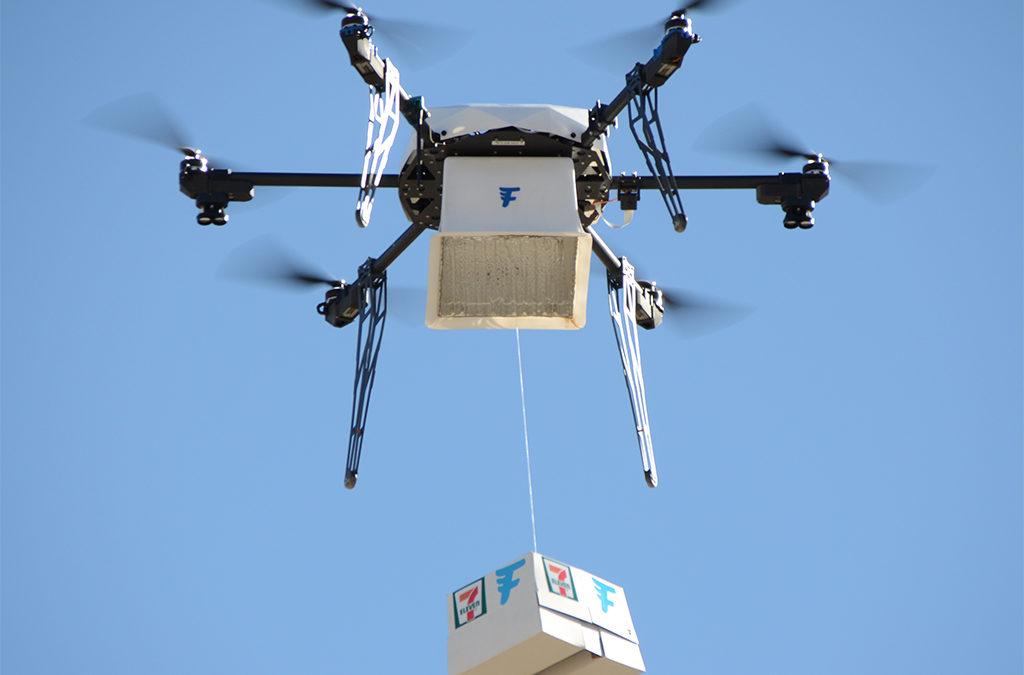 Дронови ќе доставуваат тестови за Ковид-19 во Велика Британија