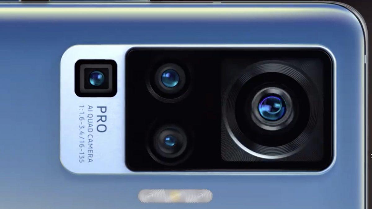 Vivo подготвува смартфон со камера во стил на гимбал
