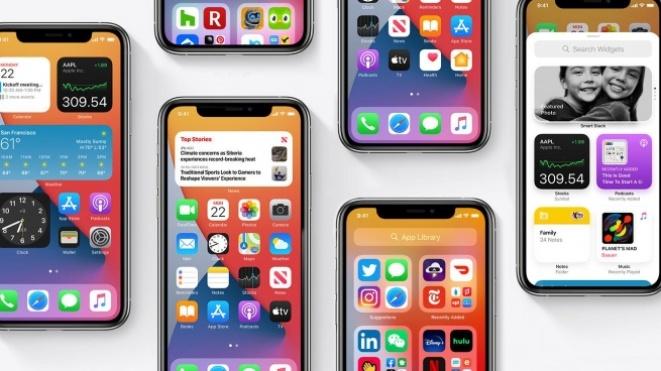 iOS 14 ќе поддржува дискови со енкрипција