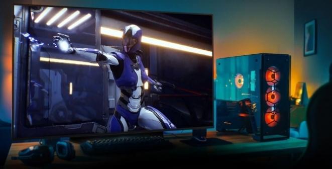 LG наскоро ќе почне да го продава 48-инчниот OLED гејминг TV