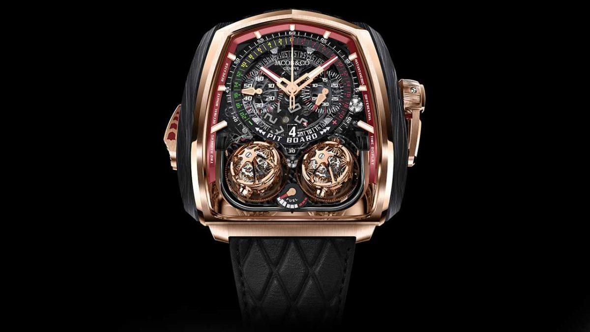 Часовникот Twin Turbo Furious чини 580.000 долари