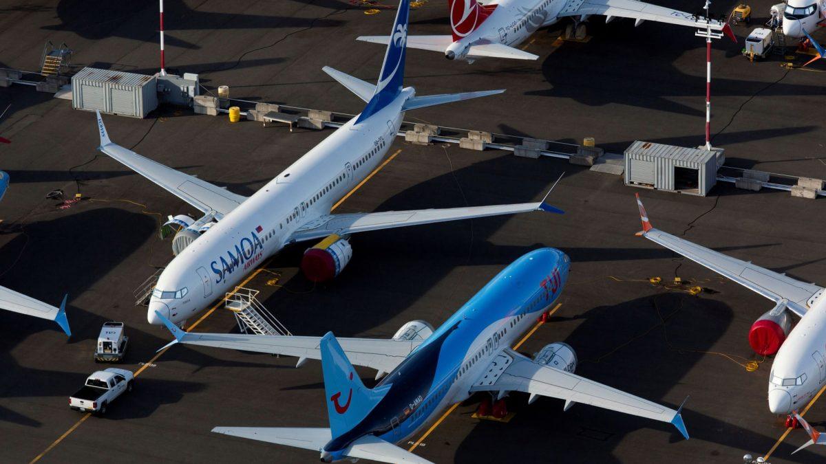 Boeing почнува со тестирања на повлечениот модел 737 Max