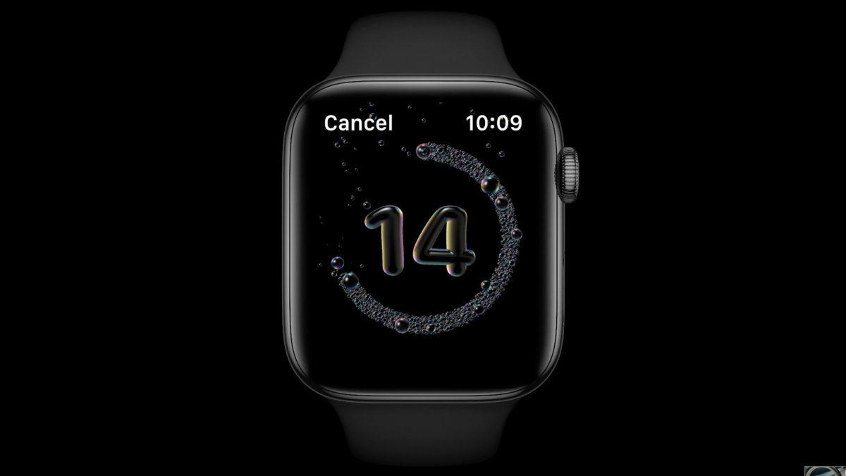 Apple Watch ќе детектира кога корисникот ги мие рацете