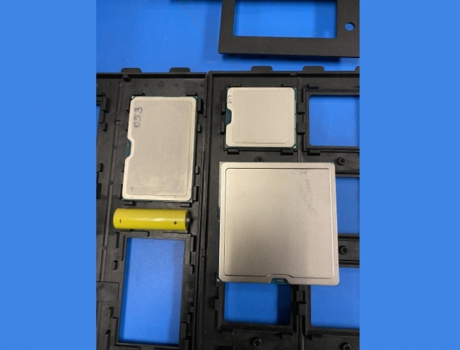 Протече фотографија од Intel Xe графичките карти