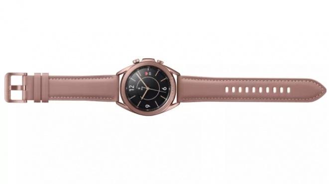 Galaxy Watch 3 од 41mm во бронзена варијанта