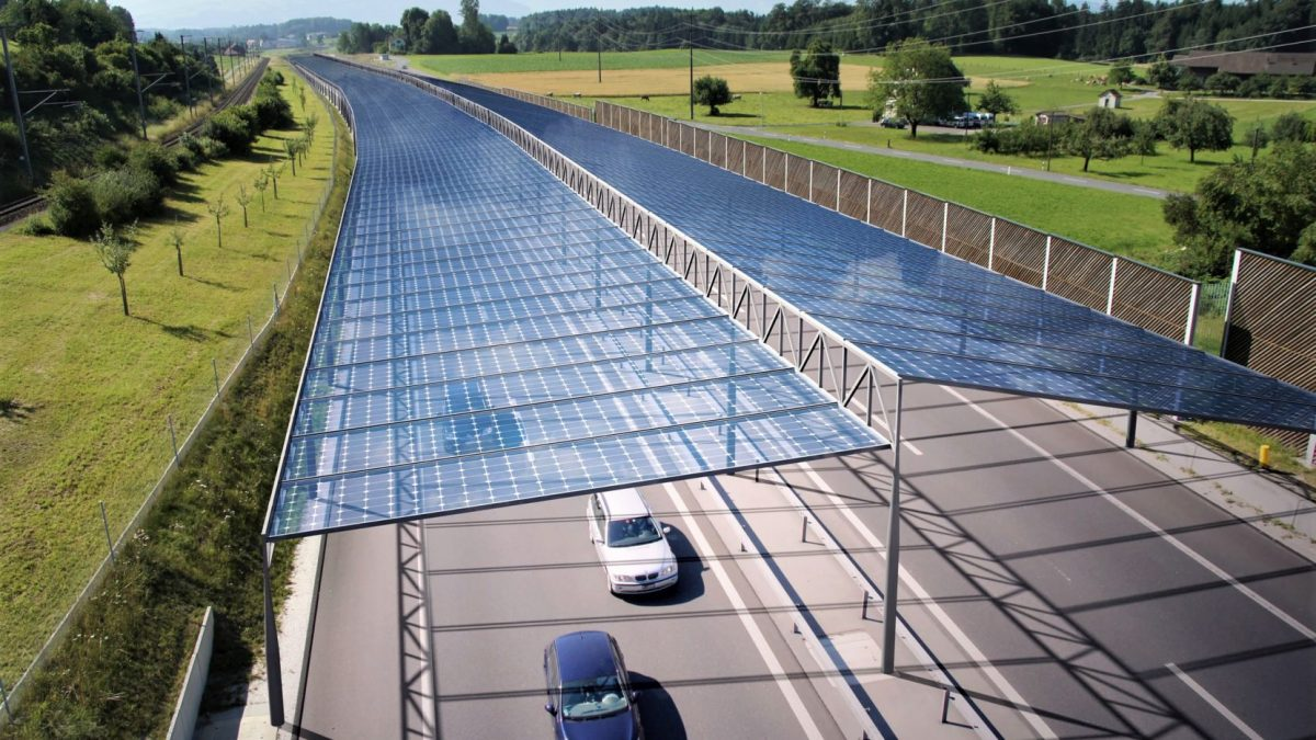 Австрија и Германија развиваат соларни автопати