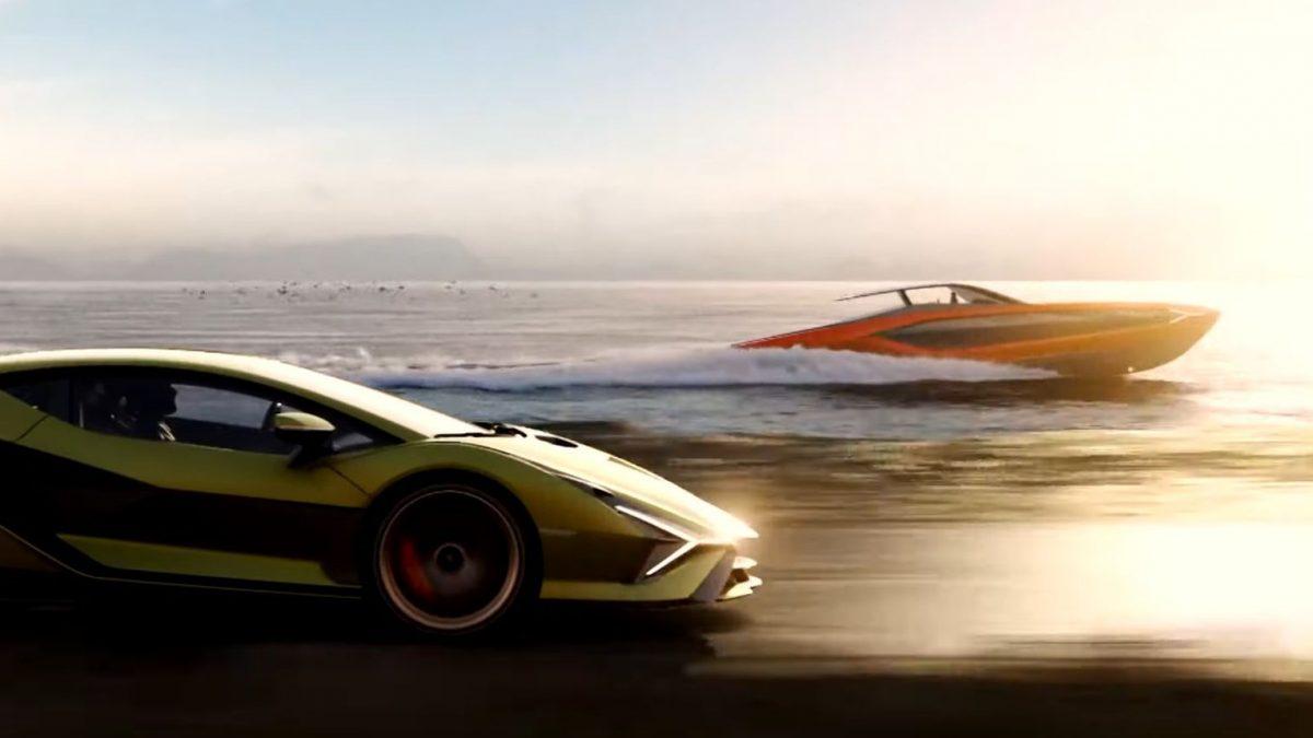 Lamborghini влезе и во производство на јахти (ВИДЕО)