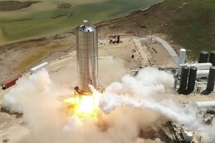 Ново успешно тестирање на Starship (ВИДЕО)