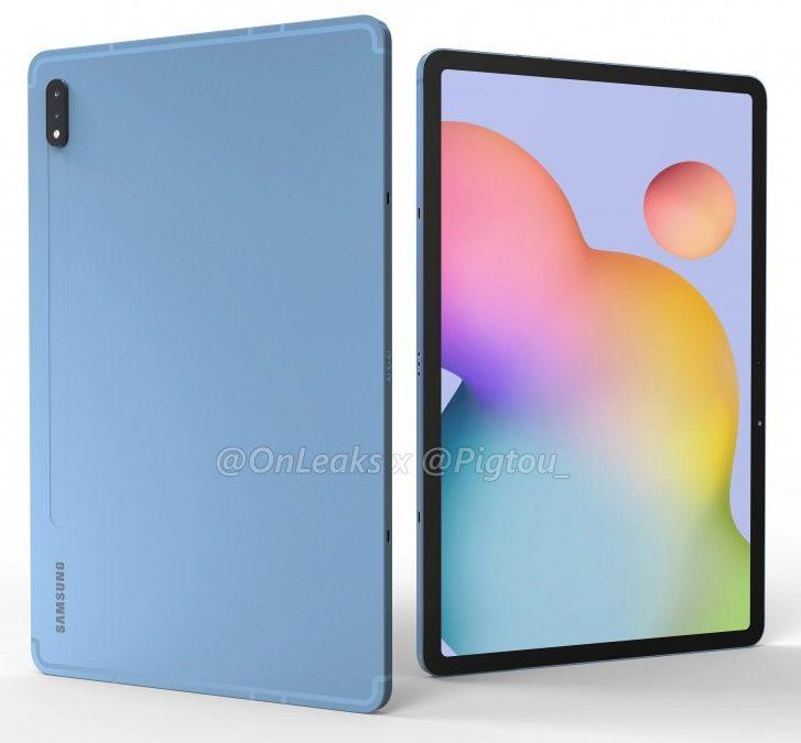Samsung Galaxy Tab S7+ 5G се појави на страницата за поддршка