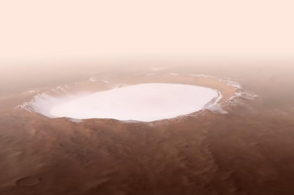 Дали е ова доказ дека ќе можеме да живееме на Марс? (ВИДЕО)