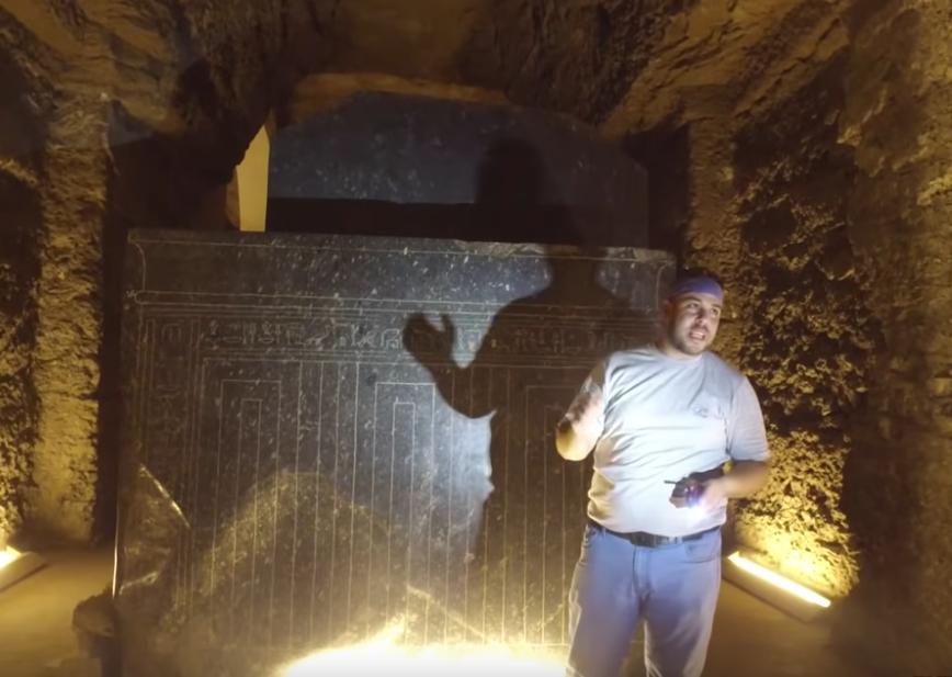 Мистеријата на египетските гробници крие страшна вистина (ВИДЕО)