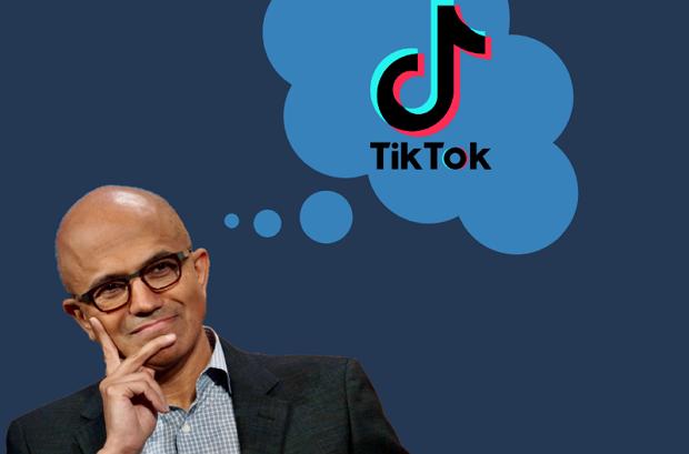 Microsoft е во преговори да го купи TikTok