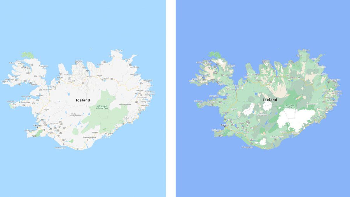 Google Maps добива подетални и поживи мапи