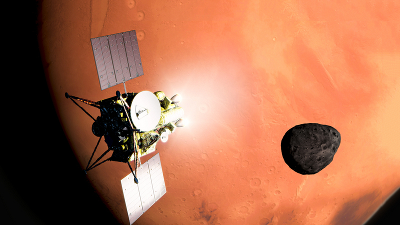 Јапонија ќе испрати 8K камери на Марс и неговите месечини (ВИДЕО)